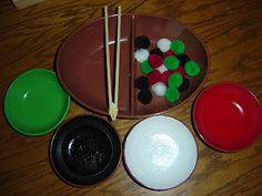 DIY Montessori. Go to this site: lots of montessori tips!