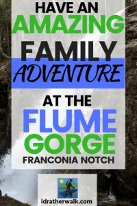 Explore the Flume Gorge in Franconia Notch State Park Flume Gorge, Franconia Notch, Ice Age, Beautiful Waterfalls, Get Outdoors, Day Hike, Family Adventure, Covered Bridges, The Visitors