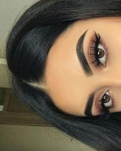ᴘɪɴᴛᴇʀᴇsᴛ ⋆ ᴊᴏᴜɪʀxʙɪᴛᴄʜ Sexy Makeup, Makeup Looks, Pure Beauty, Eyes, Fashion, Makeup Tips, Women Wear, Make Up, Makeup Eyes