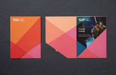 Theatre Royal Plymouth by Spy, UK. #branding #print