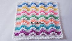 YENİ TASARIM FISTIKLI LİF MODELİ TARİFİ Crochet Bebe, Crochet Hats, Crotchet Blanket, Knitted Baby Clothes, Washing Clothes, Crochet Stitches, Baby Knitting, Diy And Crafts, Infant