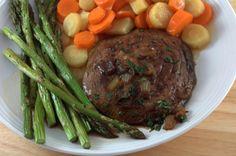Pan-Seared Portobello Mushrooms with Balsamic Vinegar Glaze Recipe (Vegan Steak) | Happy Herbivore