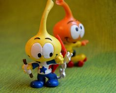 15% OFF Vintage Snork figures by TheGreenClock on Etsy