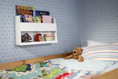 Tidy Books Bunk Bed Buddy - hardtofind.