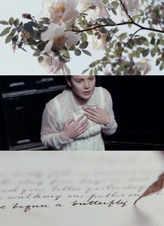 Bright Star. The three-year romance between 19th-century poet John Keats and Fanny Brawne near the end of his life.