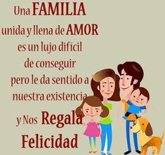 ▷ 100+ Imágenes Cristianas Sobre la Familia | Unidas en Oración Prayer For Family, Love Dating, Favorite Words, Spanish Quotes, People Quotes, Positive Thoughts, New Moms, Prayers, Family Guy