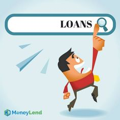 MoneyLend is a search engine tool that allows you to search #loans that fits your need.  Visit: www.moneylend.net