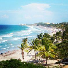 Playas margariteñas