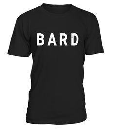 "# Bard Roleplaying Gamer T shirt .  Special Offer, not available in shops      Comes in a variety of styles and colours      Buy yours now before it is too late!      Secured payment via Visa / Mastercard / Amex / PayPal      How to place an order            Choose the model from the drop-down menu      Click on ""Buy it now""      Choose the size and the quantity      Add your delivery address and bank details      And that's it!      Tags: A perfect gift for all gamers, geeks, nerds, video…"