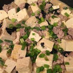 Tofu with Pork and Miso Allrecipes.com