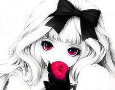 anime girl | Tumblr on We Heart It