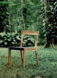 Mobiliário Ecológico de Madeira. #sustentabilidade #sustainability #wood