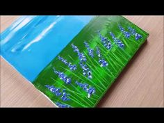 YouTube Painting For Kids, Diy Painting, Abstract Landscape, Abstract Art, King Art, Acrylic Painting Techniques, Paint Party, Acrylic Art, Art Pieces