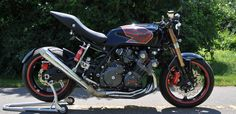 Custom CBX... Holy shhhh.....