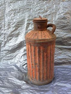 Vintage gas/oil can