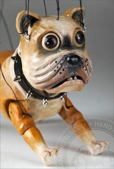 Czech Marionettes   Bulldog