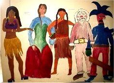 Maalaus 1 Painting, Character, Art