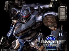 Armored Core (any and all)