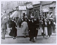 Harlem, 1940s