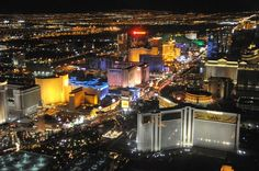 Las Vegas, Een stad die NOOIT slaapt!!
