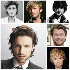 2016 Trendy Medium Haircuts for Men | Men's Hairstyles and Haircuts for 2016