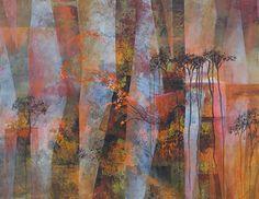 Color Burst by Carol McIntyre Oil ~ 24 x 31
