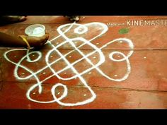 Sowmya's Lifestyle - YouTube Kolam Rangoli, Simple Rangoli, Dots, Christmas Ornaments, Lifestyle, Holiday Decor, Youtube, Beautiful, Stitches