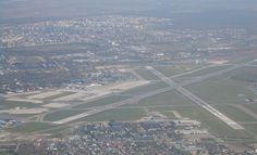 """""""Aeroporto Frédéric Chopin de Varsóvia"""". #Varsóvia, Polônia."""