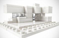 the Lego architecture studio