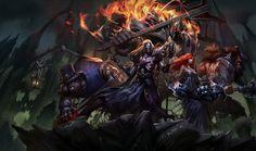 Mordekaiser | League of Legends