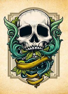 ideas tatuajes calaveras (541)