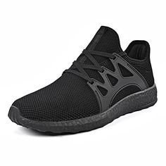 ccedfee026 Mxson Men s Casual Sneakers Ultra Lightweight Breathable Mesh Sport Walking  Running Shoes