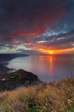 wowtastic-nature:  Sunset