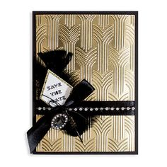 Spellbinders founder and President, Stacey Caron too inspiration from the art deco era with bold geometric shapes and lavish ornamentation to make stunning dies for this on-trend style. Her dazzling Renaissance line will be instant classics for all Spellb Retro Home Decor, Diy Home Decor, Renaissance, Art Deco Cards, Plate Art, Art Deco Era, Art Deco Diamond, Beautiful Textures, Texture Design