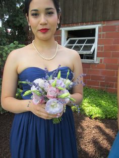 Lisianthus Rose Fresh Lavender Bouquet  Flowers: Posy  Photo: Posy