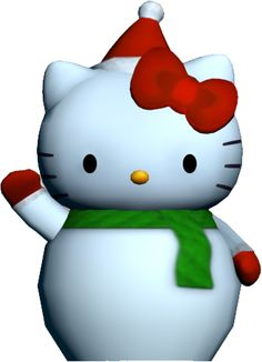 b721c430e ... Sanrio Friends 3D Racing Trailer - YouTube. See more. Just missed  Christmas! Drat! Here's SnowKitty from the frozen level of Hello Kitty &