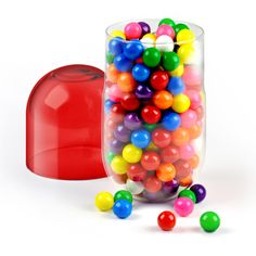 Sugar Fix is the perfect spot for all your 'happy pills' - candy, peanuts, gumballs, or whatever works! Keep it handy so you can time-release them as needed. Just what the doctor ordered!