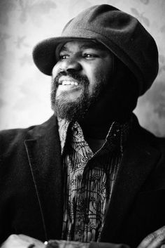 """Gregory Porter. I have recently become aware of his song """"There will be no love dying"""". This gentleman is an artist."""