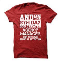 Agency Manager-qtmzsfcava T Shirt, Hoodie, Sweatshirts - design your own t-shirt #teeshirt #clothing