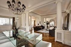 Attico di lusso a Parigi | lussocase.it #casedilusso #Paris #luxuryhomes