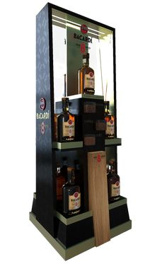 POSM FLOOR STAND Wine Display, Pop Display, Display Design, Bar Counter Design, Counter Display, Pos Design, Stage Design, Whisky, Promotional Stands