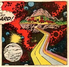 Jack Kirby Space