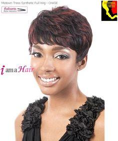Motown Tress CHASE Full Wig