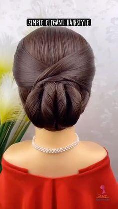 Hairdo For Long Hair, Bun Hairstyles For Long Hair, Natural Updo Hairstyles, Edgy Long Hair, Short Hair, Front Hair Styles, Medium Hair Styles, Natural Hair Updo, Natural Hair Styles