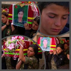The Kurds are making the ultimate sacrifice in the war against ISIS. #Kobane #Kurdistan #ISIS #YPJ #YPG #TwitterKurds