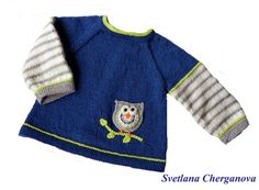 Вязанные модели с ETSY для малышей - Вязание для детей - Страна Мам