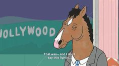 Ouch Bojack lol. He REALLY didn't like Todd's Rock Opera