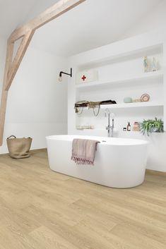 Nieuw! Floorify Clickvinyl planken en tegels - met natuurlijke uitstraling!  Ze kunnen tegen méér dan een stootje en combineren de unieke charme van hout met ongeëvenaard gebruiksgemak. Comfortabel, watervast, gemakkelijk te onderhouden, stoot-, vlek- en krasbestendig en heel eenvoudig zelf te plaatsen: Klik & Klaar!  #Floorify #interieur #vinyl #interior #wood #planks meer op: www.benedict.be