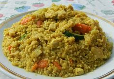 Nyomtasd ki a receptet egy kattintással Meat Recipes, Cooking Recipes, Healthy Recipes, Vegas, Fried Rice, Side Dishes, Clean Eating, Food And Drink, Low Carb
