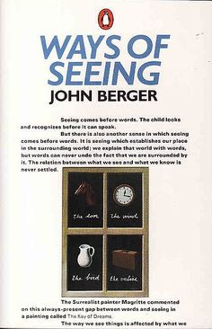 'Berger is one of the most influential British intellectuals of the past 50 years, still best known for his seminal book of art criticism, Ways of Seeing, which was published in 1972 and has shaped the thinking of at least two generations of artists and students. From as far back as 1958, though, when he wrote his first novel, A Painter In Our Time, he was dealing with exile and displacement, which, has since become one of the defining political and social issues of our time.'